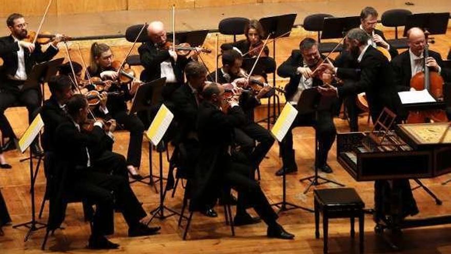 Vigo disfruta de la Sinfónica de Galicia