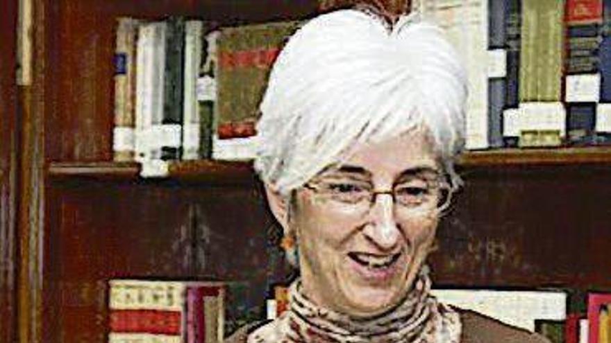 María José Segarra se perfila como fiscal general del Estado
