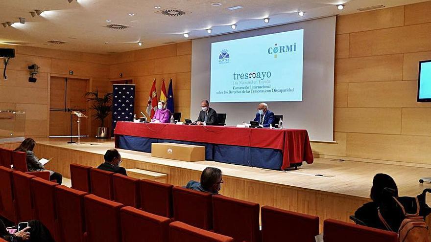 Una vivienda digna, reivindicación de las personas discapacitadas en Castilla y León