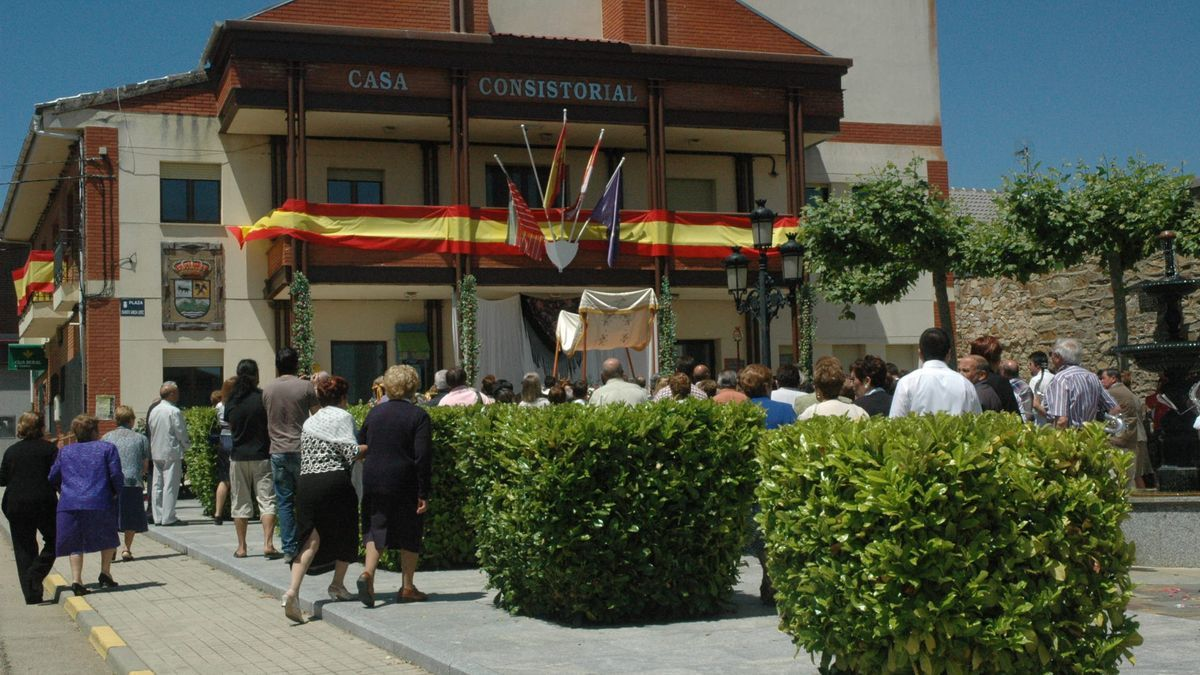 Edificio del Ayuntamiento de Ferreras de Abajo