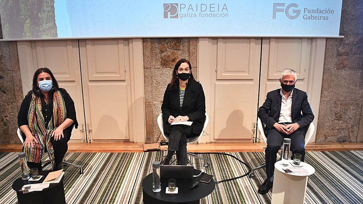 Hacia una nueva ruralidad, en la Fundación Paideia   CARLOS PADELLAS