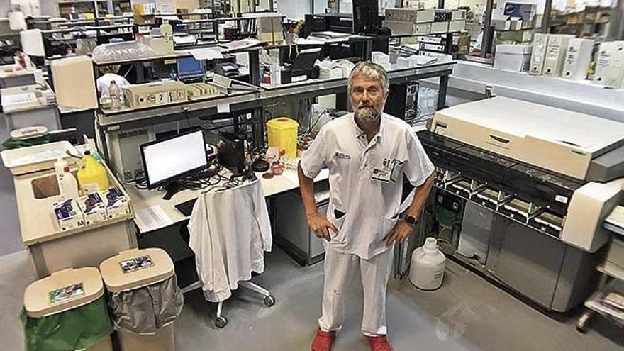 El Hospital de Manacor reúne a los veterinarios para tratar la destacada incidencia de leishmania en personas
