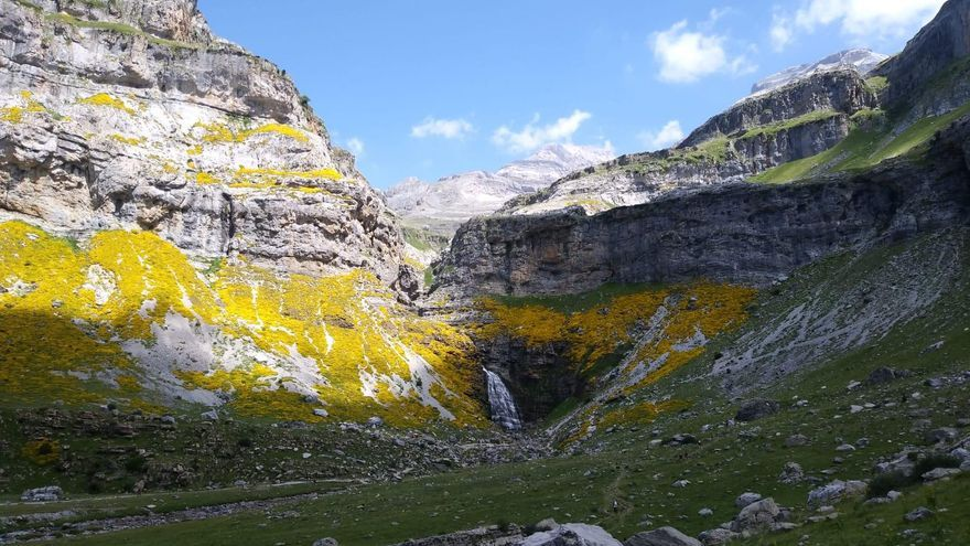 La Guardia Civil rescata a cuatro excursionistas extraviadas en el Pirineo