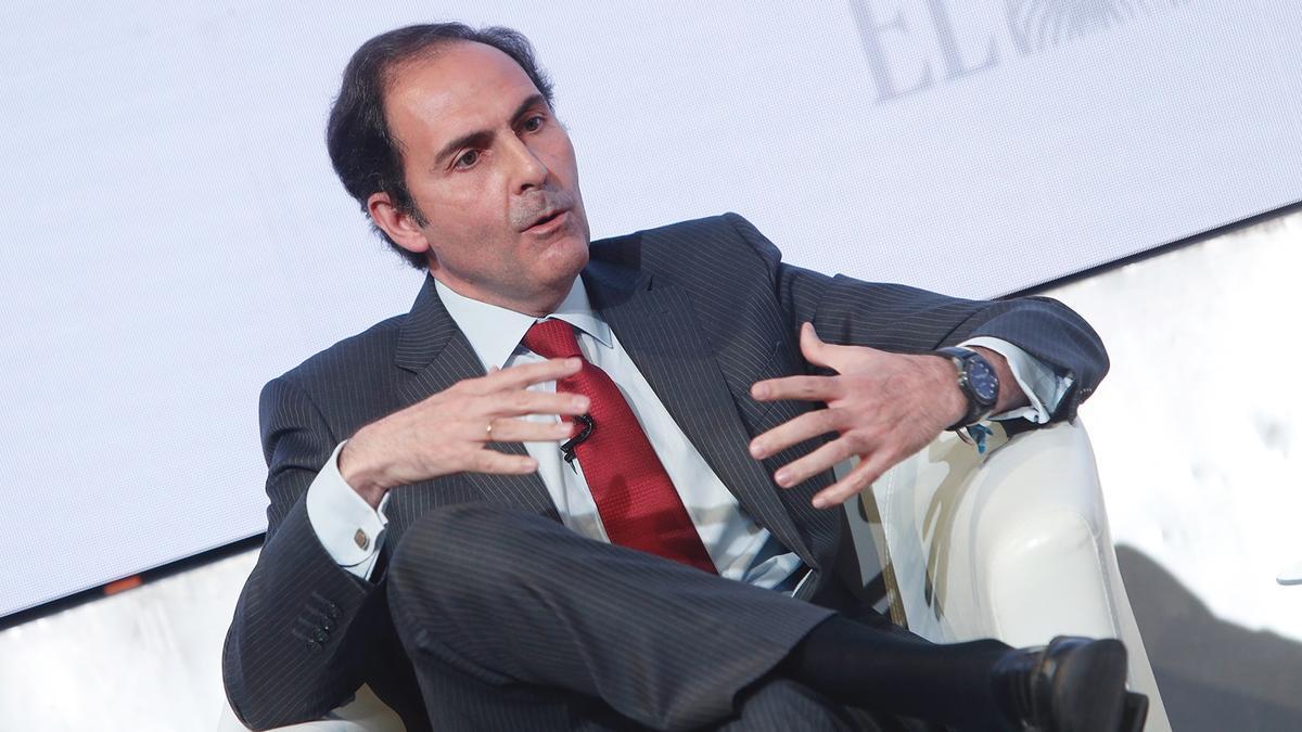 Presidente de Iberia, Javier Sánchez-Prieto