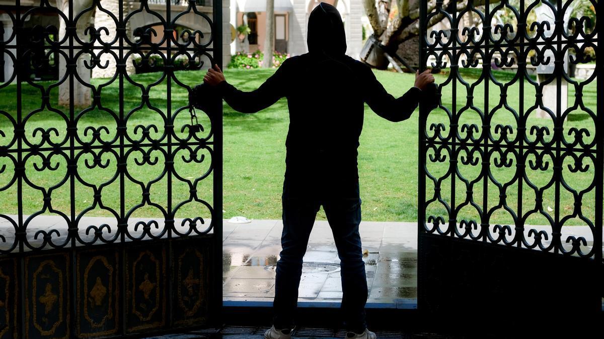 Un chico marroquí pide protección internacional por su orientación sexual.