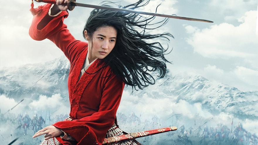 El estreno de 'Mulan' en Disney+ eclipsa a una cartelera con 'Las niñas' o 'After'