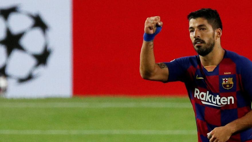 El Barça traspasa a Luis Suárez al Atlético por seis millones en variables