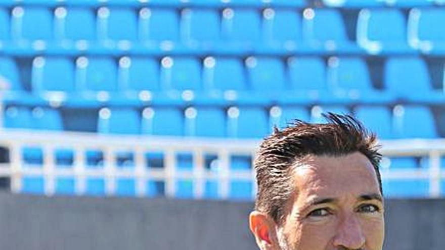 Raúl Casañ: «Nos tenemos que hacer fuertes en casa»
