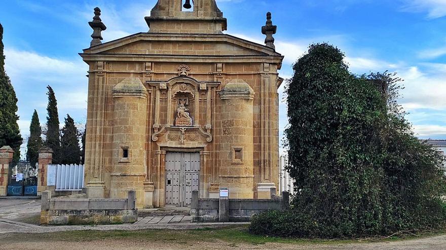 El juzgado atribuye la titularidad de la ermita de Corrales a la parroquia local