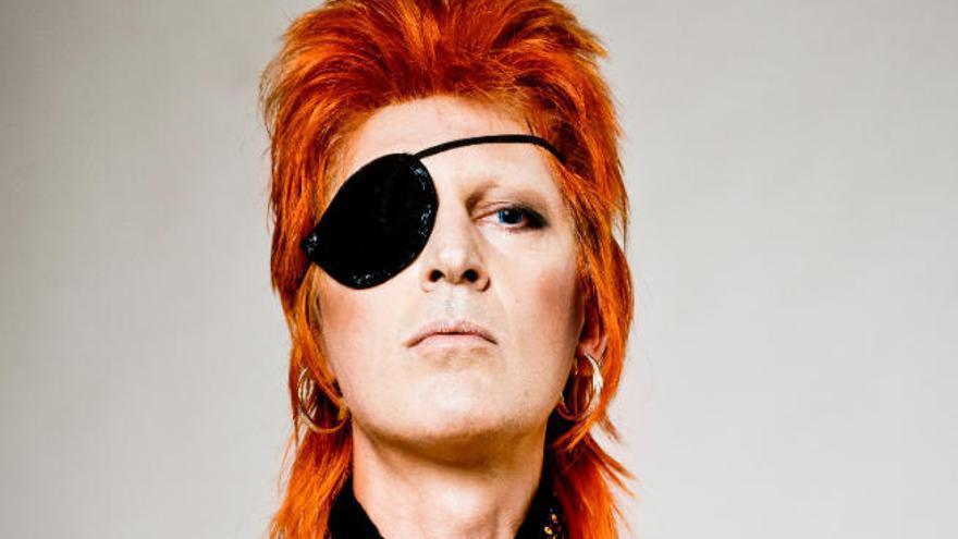 El musical 'The Bowie Collective' llega en mayo al Auditorio con una sola función