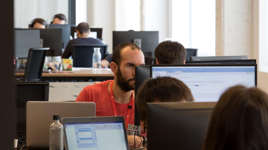 Desarrolladores, ingenieros de Telecomunicaciones e Informáticos: los perfiles profesionales más demandados en el Distrito Digital de Alicante