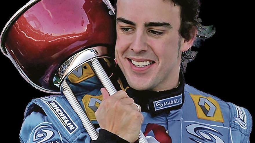 """Fernando Alonso: """"Quiero ser incluso más rápido que antes"""""""