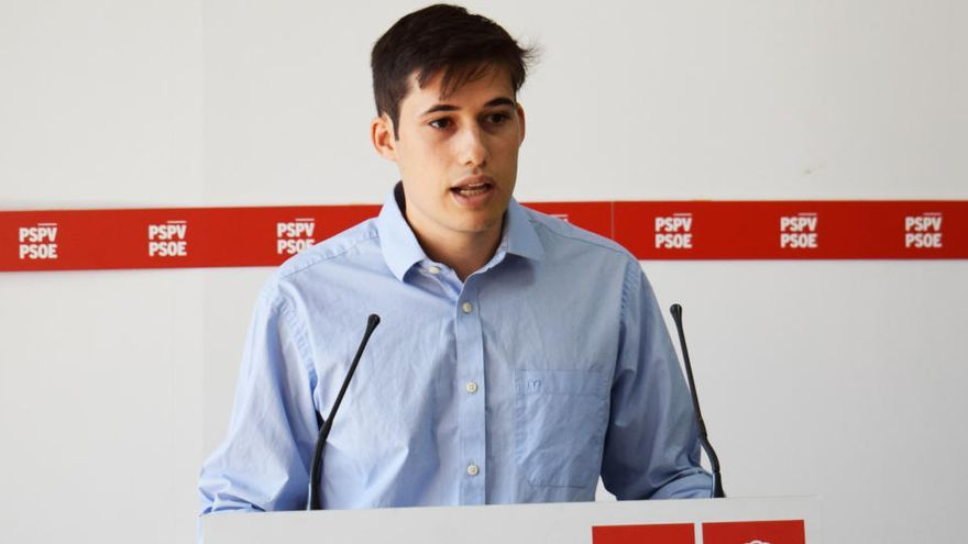 Borja Sanjuán ocupará el acta de edil en el ayuntamiento
