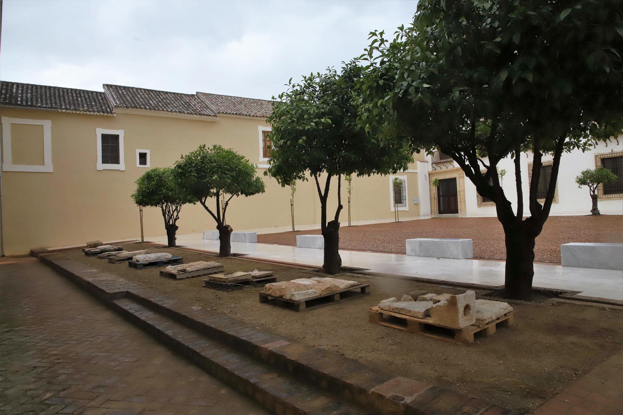 Vista institucional a la Capilla del Espíritu Santo y el renovado Palacio Epsicopal