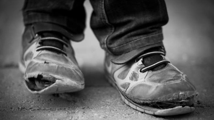 El 6,2% de los murcianos viven en hogares en situación de pobreza material severa