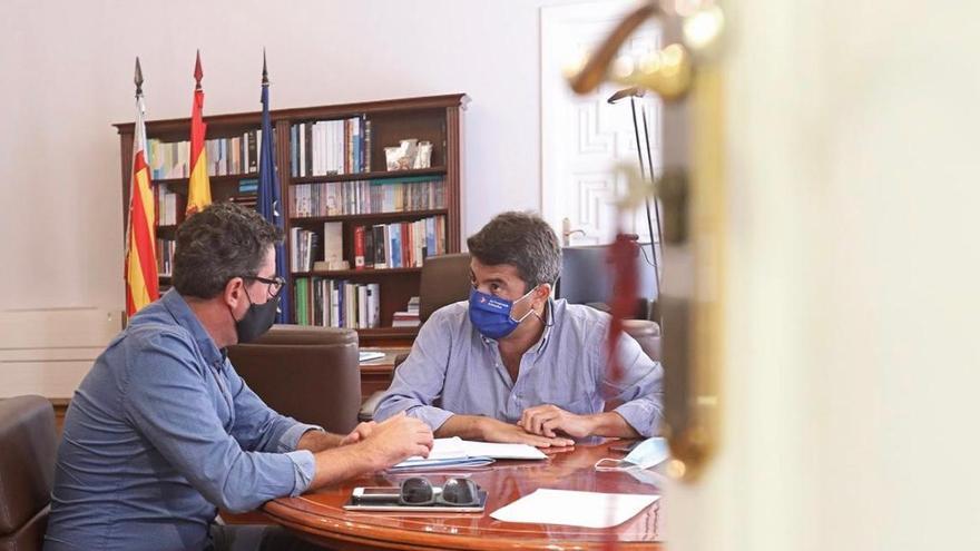 La Diputación de Alicante ultima un plan alternativo al Fondo de Cooperación por 30 millones
