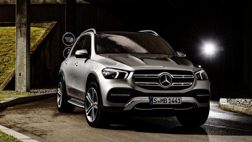 Mercedes-Benz GLE, novament a l'avantguarda