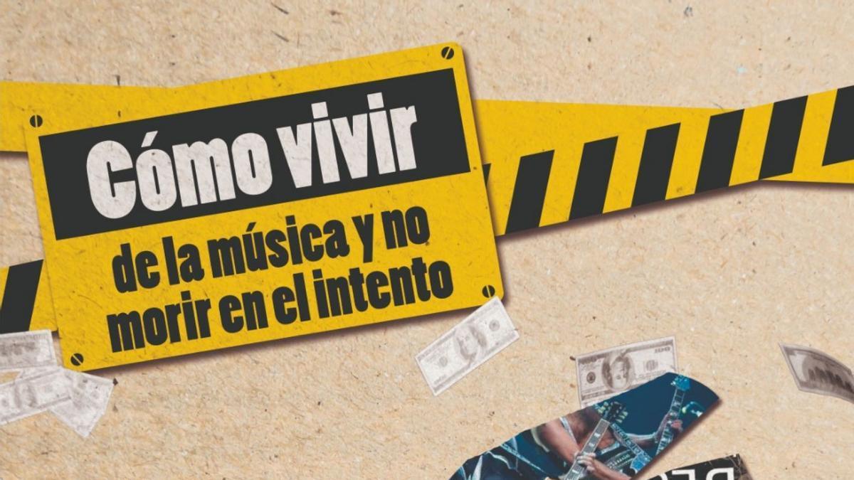 Cartel de la iniciativa de Música Zero