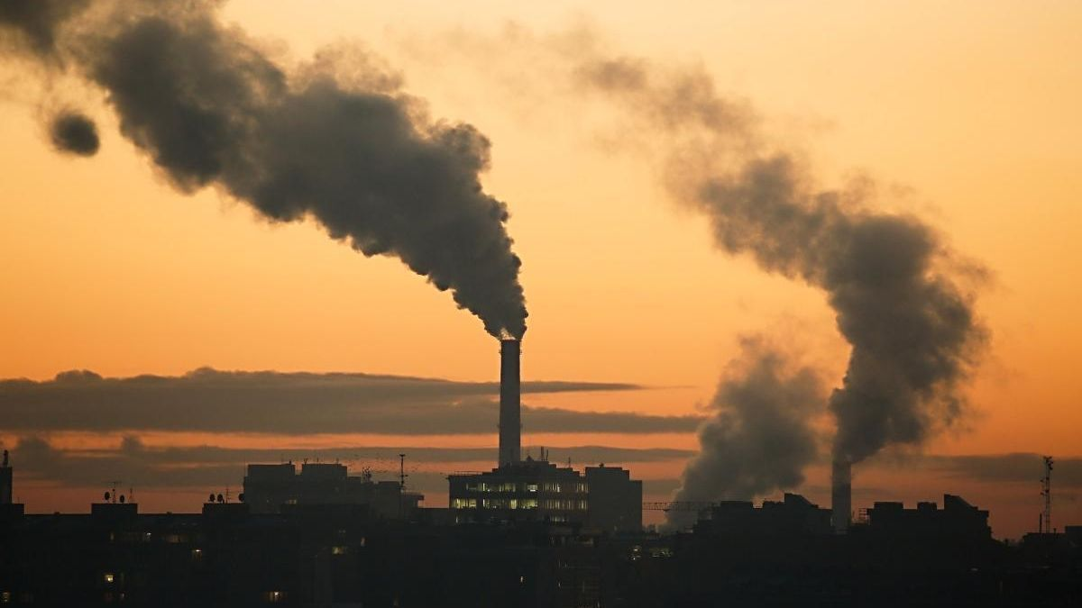 La absorción de CO2 por los sumideros terrestres y oceánicos fue más débil en 2020.