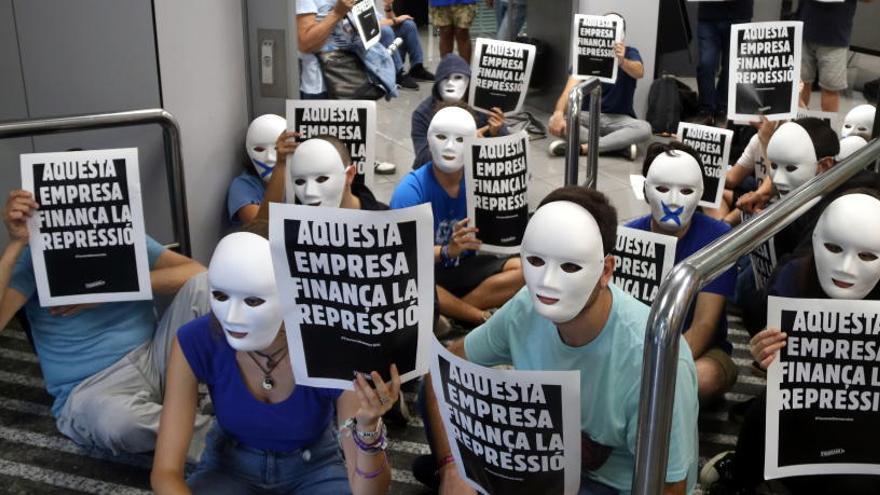 L'Audiència Nacional investiga Tsunami Democràtic per un delicte de terrorisme