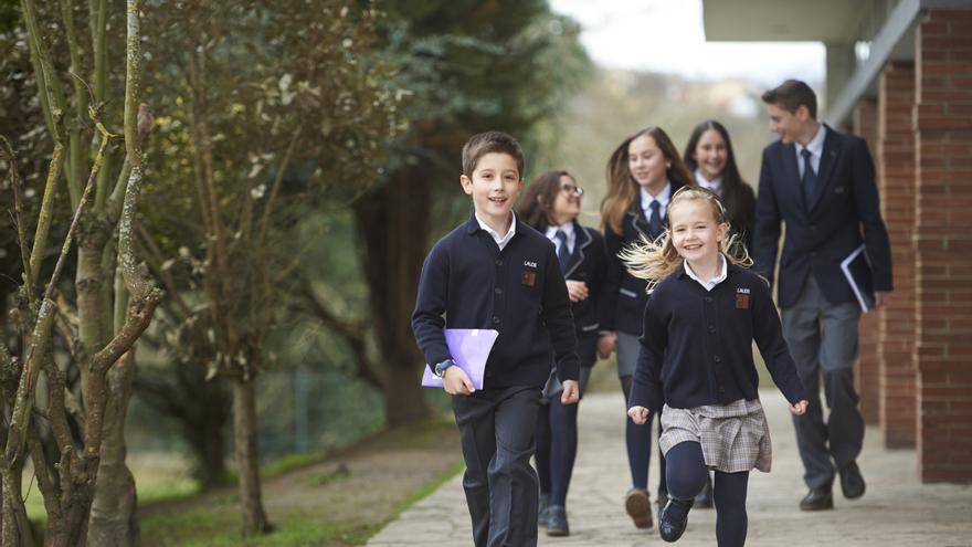 La educación en el Laude Palacio de Granda: multilingüismo, competencias digitales y 100% de aprobados en la EBAU