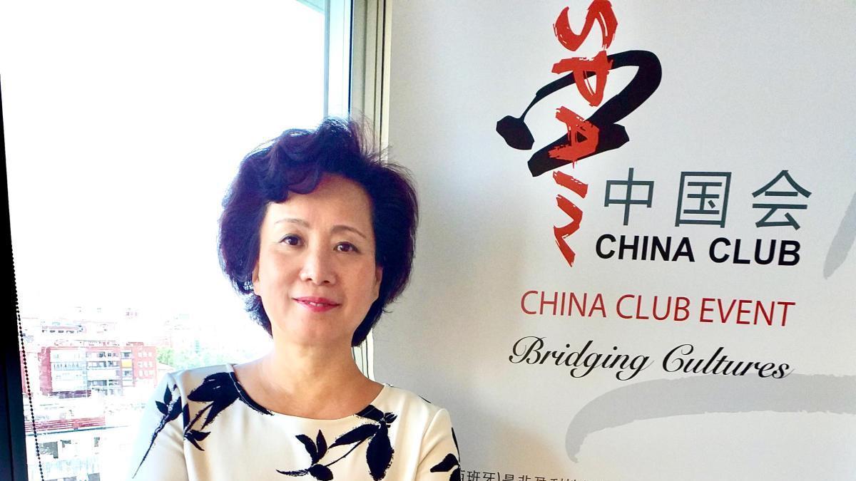 """Margaret Chen: """"El puerto de València es la entrada natural de China  en Europa"""""""