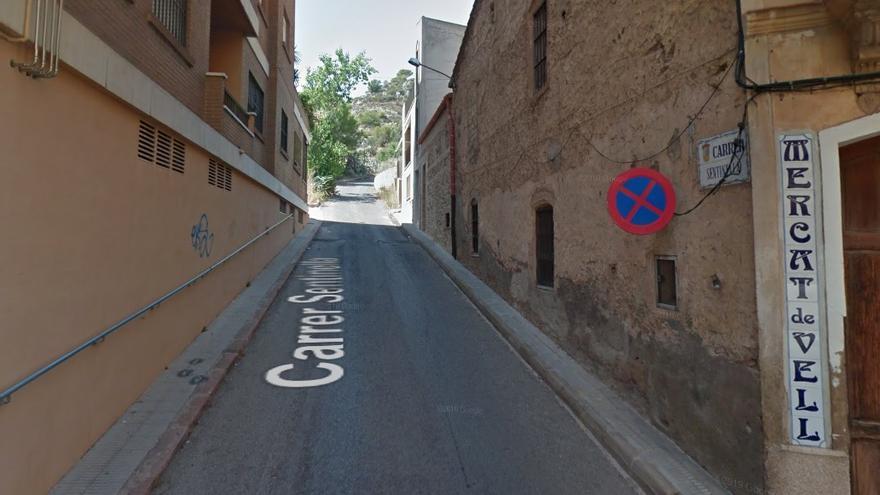 Arrollan a un ciclista que circulaba en dirección prohibida en Benicàssim