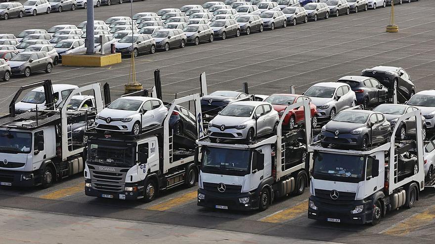 Crisis de la industria en Aragón | «Tenemos las flotas paradas esperando a que nos llamen»