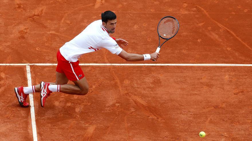 El británico Evans da la sorpresa y elimina a Djokovic en Montecarlo