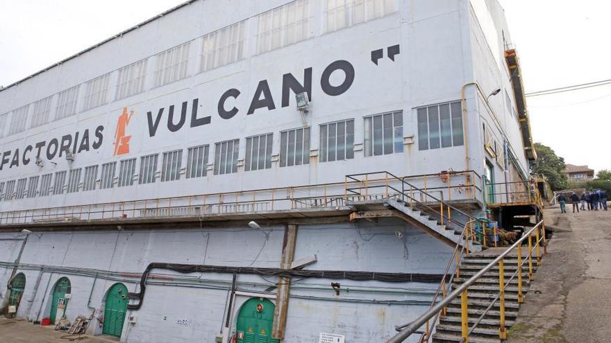 Factorías Vulcano, sin tique de devolución