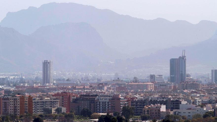 Desactivan el aviso por contaminación atmosférica en Murcia