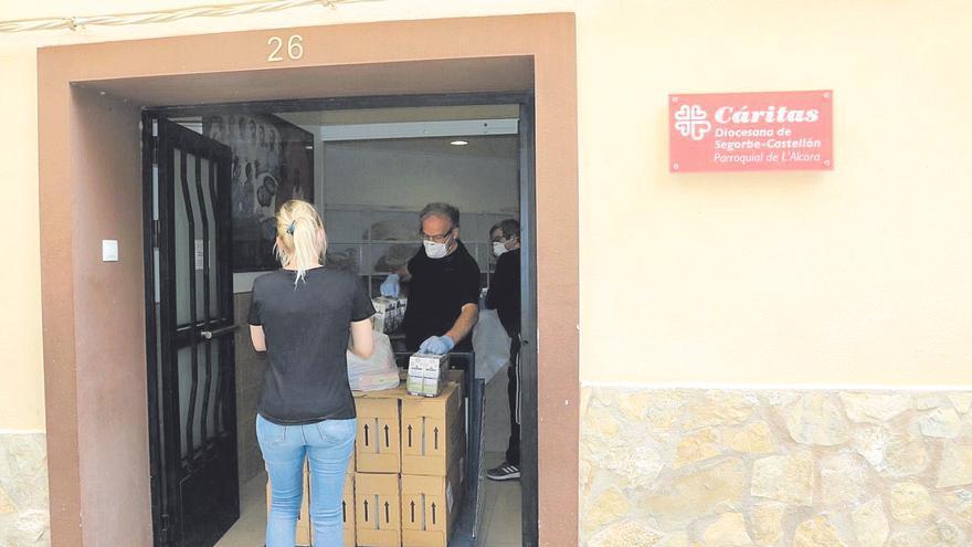 Cáritas: crece el SOS de familias que piden ayuda para luz y gastos