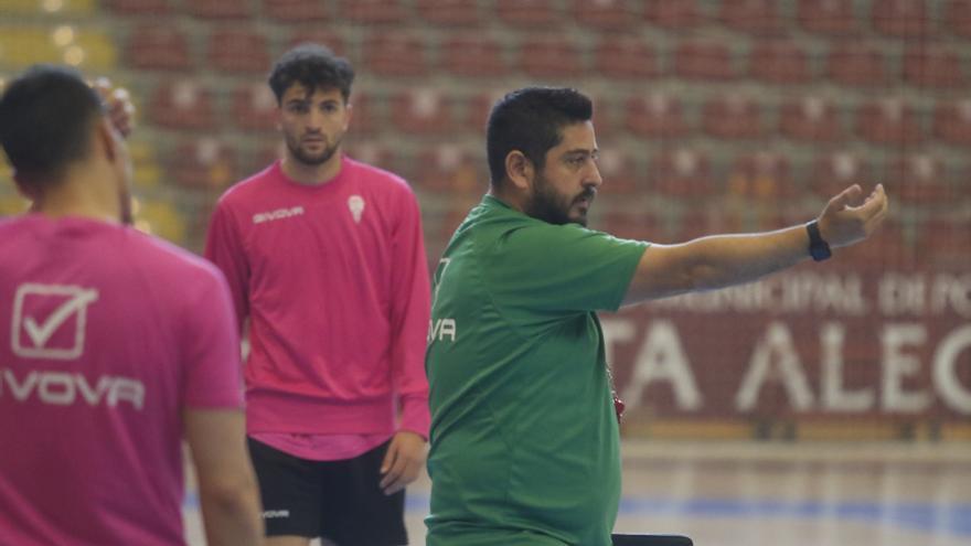El Córdoba Futsal quiere acercarse a la permanencia matemática en Santa Coloma