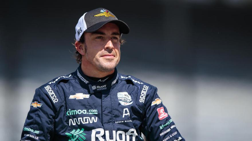 Ayrton Senna, el piloto más rápido de la historia de la F1, con Fernando Alonso quinto