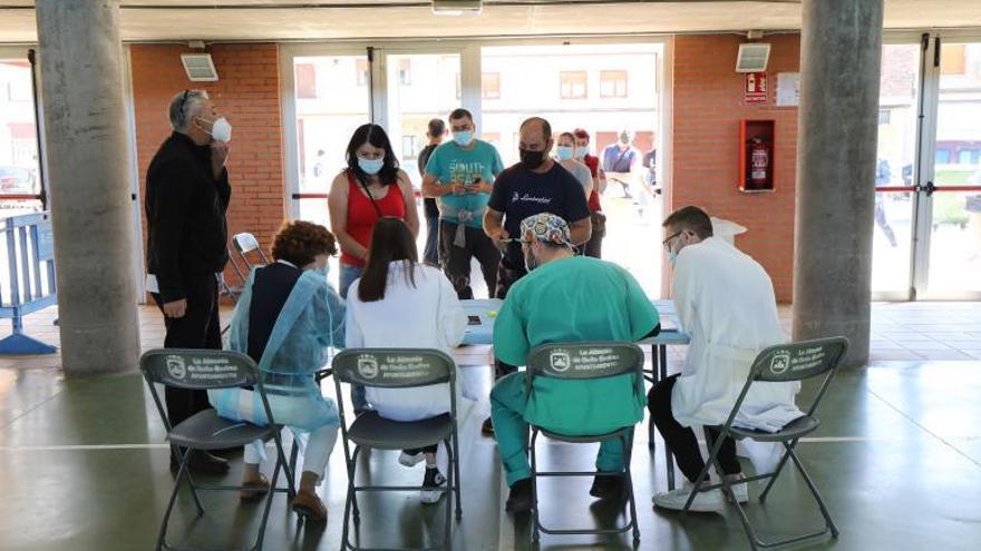 La Almunia, Fraga y Caspe son las zonas de Aragón con menos vacunados