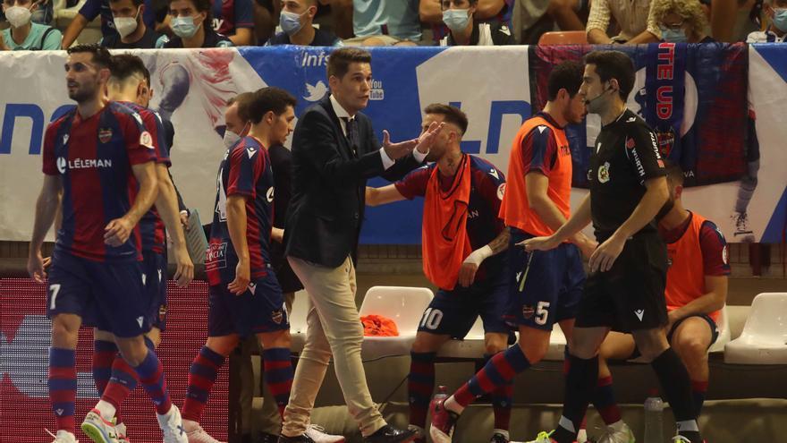 La despedida de Diego Ríos a la mejor temporada del Levante UD FS