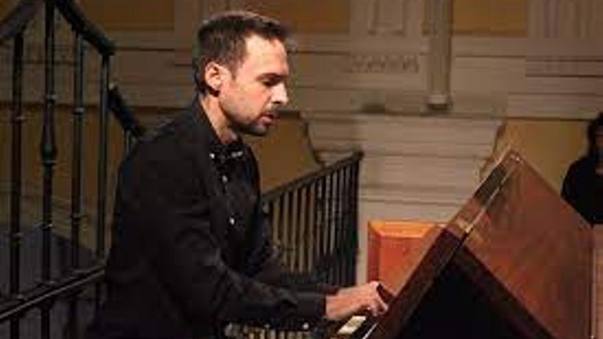 Concierto de órgano de Ángel Montero