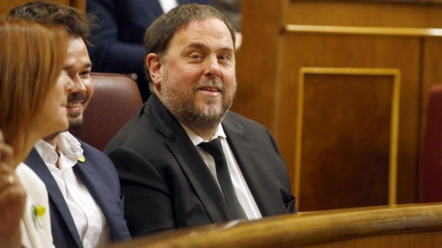 Junqueras rebutja el suport d'ERC a un govern espanyol «beneït per l'Ibex»
