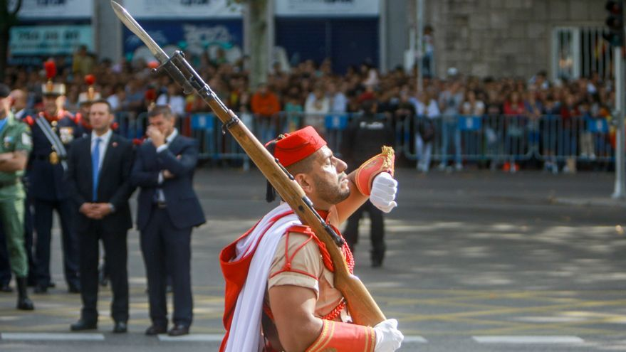 A qué hora es el desfile del 12 de octubre y dónde se puede ver