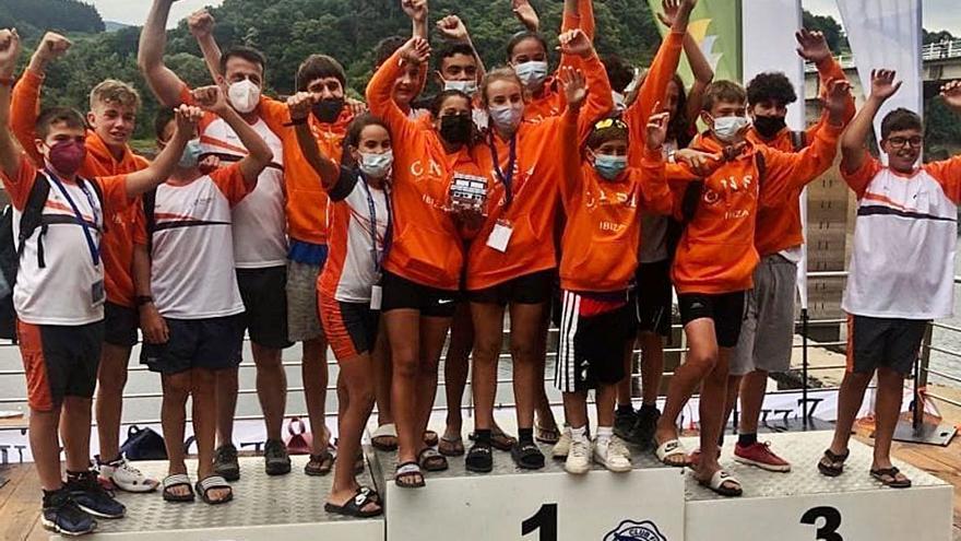 Bronce histórico para el CNSA en la Copa de España de Jóvenes Promesas