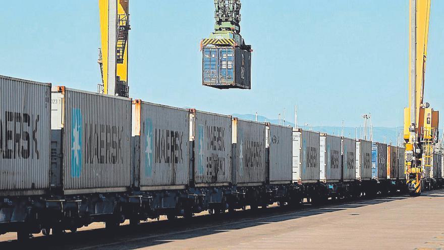 PortCastelló y Nules defienden nuevas terminales para el transporte por tren