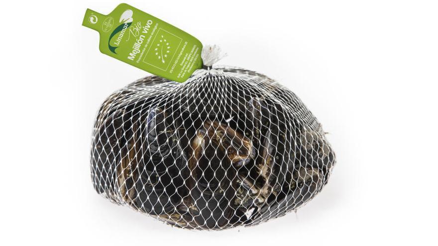 El mejllón gallego ecológico, listo para llevar al plato
