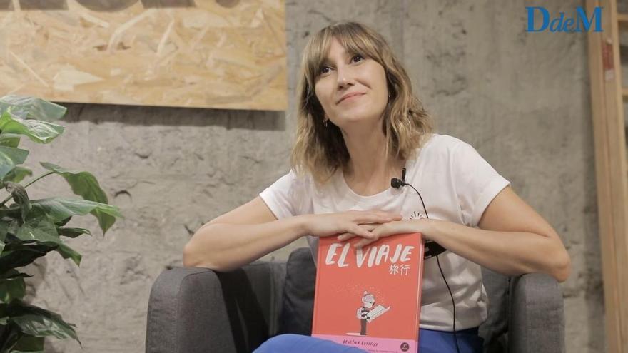 """Agustina Guerrero, ilustradora: """"Hacer este libro me ayudó a sanar"""""""