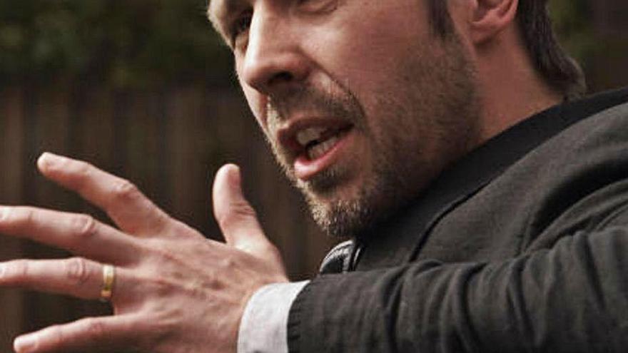 """Paddy Considine, primer actor confirmado de la precuela de la serie """"Juego de tronos"""""""