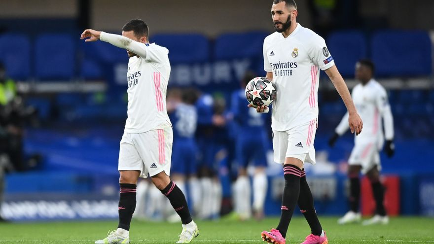 El Real Madrid se mide al Sevilla en su primera final por LaLiga