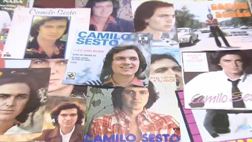 Camilo Sesto recibe el Premio Ondas a título postumo