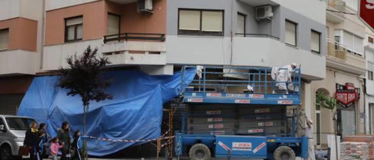 Gandia prevé duplicar la recaudación en el impuesto de construcciones y obras