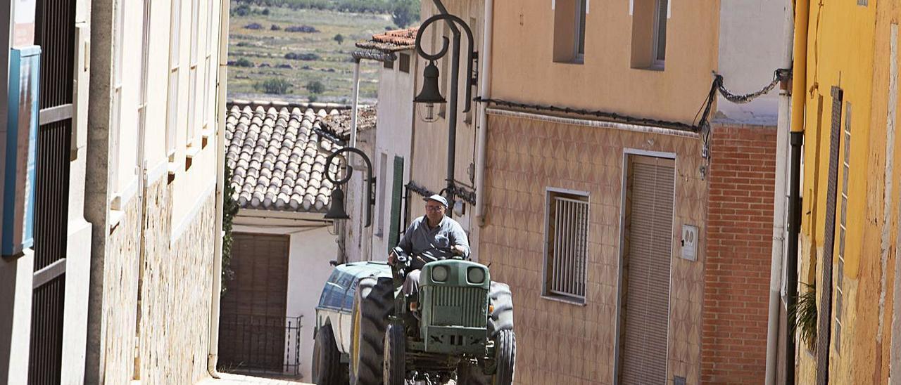 Sempere es el municipio menos poblado de la provincia de València con 30 vecinos. | PERALES IBORRA