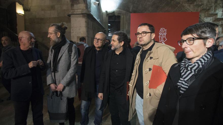 Así es la nueva imagen de la Generalitat Valenciana