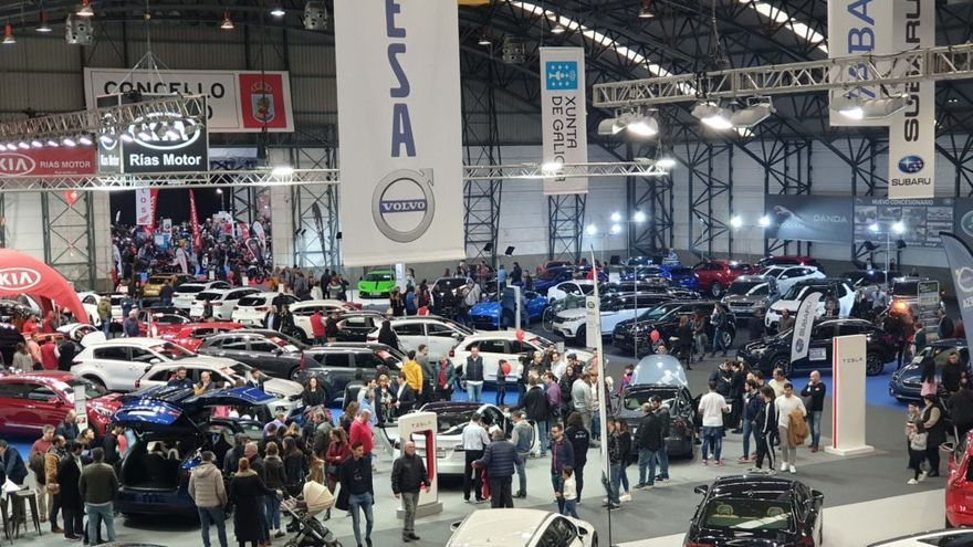 Salón del Automóvil de Vigo: precio y cómo conseguir las entradas online